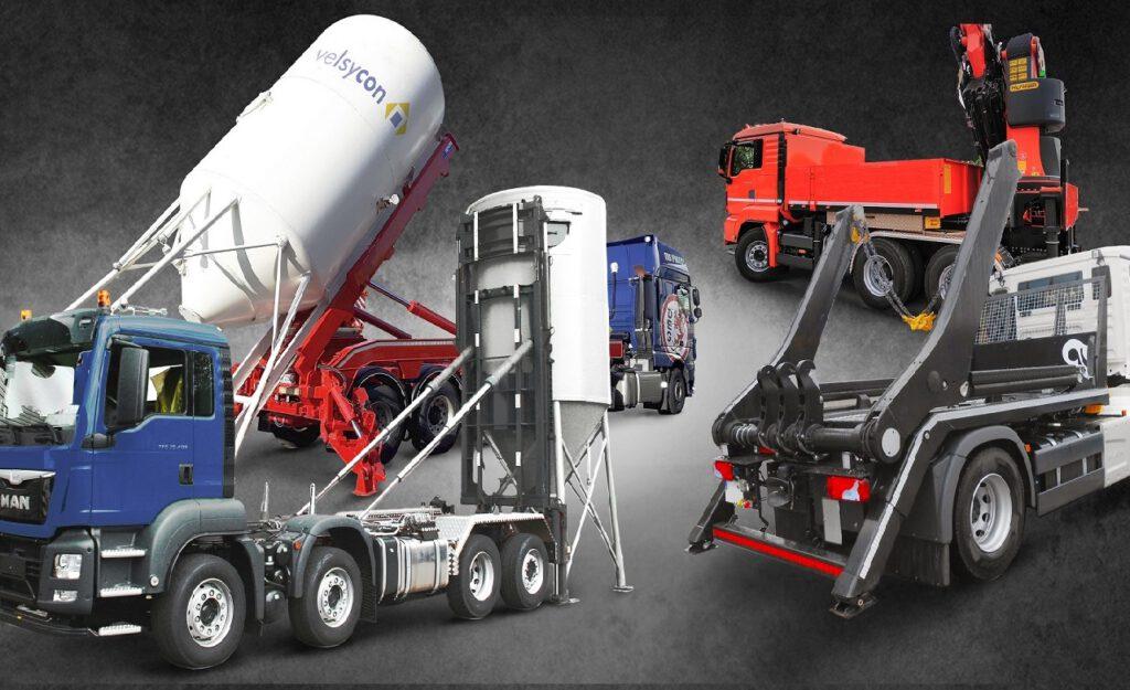 velsycon Silo Wechselsysteme - Fahrzeugbau - Silosteller